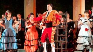 «Кармен» и Дарио Мачелари във Варненската опера