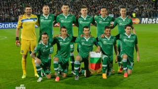 Първа българска победа в Шампионска лига!