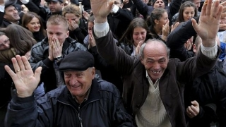 Сърбите са най-големите оптимисти на Балканите