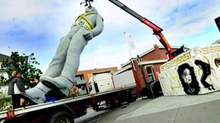 В Скопие вдигат паметник на Майкъл Джексън