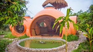 Вълшебна къща за 8000 долара и една мечта!