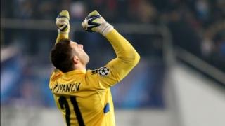 Владо Стоянов в идеалния отбор на Шампионската лига