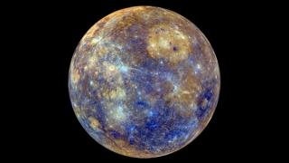 Обявен е конкурс за имена на кратери на Меркурий