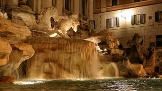 Фонтанът Треви в Рим – символ на морето