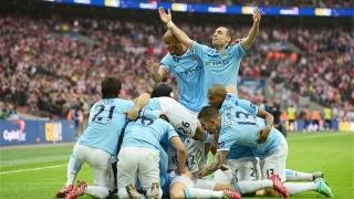 Манчестър Сити започна годината с драматичен успех