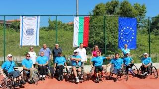 Стартира национален параолимпийски турнир