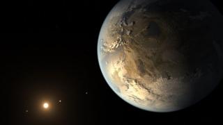 НАСА откри 8 нови планети, подходящи за живот