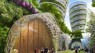 Дизайнер проектира екологичен Париж през 2050 година