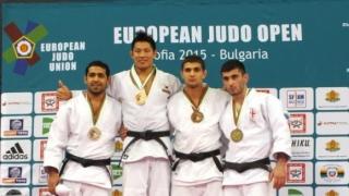 Ивайло Иванов донесе трети медал за България от еврокупата по джудо