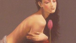 Еротични платна показва галерия Ларго във Варна през февруари