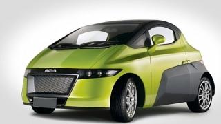 Умни гуми ще зареждат електрически автомобили в движение