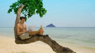 Как по-лесно да работите от разстояние, докато обикаляте света