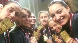 Седем златни медала за България на европейското по Шотокан Карате-До