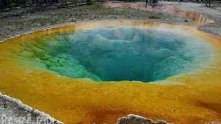 """Откриха огромен """"резервоар"""" с магма под вулкан в Йелоустоун"""