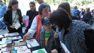 Подаряват книга срещу 1 кг пластмасови боклуци в София, Плевен и Бургас
