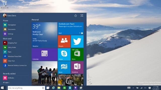 Безплатен ъпгрейд до Windows 10 от 29 юли