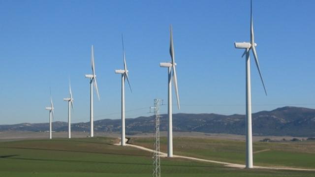 Половината електричеството в Испания е от ВЕИ централи