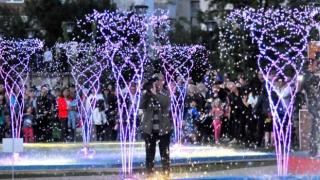 Откриха парк с пеещи фонтани във Враца