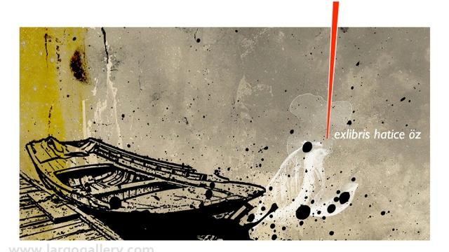 Съвременни турски художници показват графика в Галерия Ларго