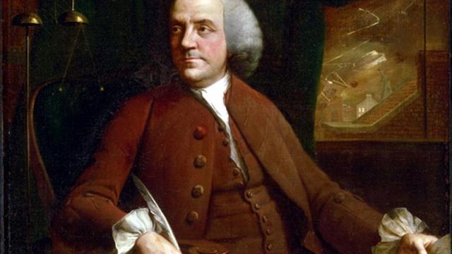 Правилата за успех на Бенджамин Франклин