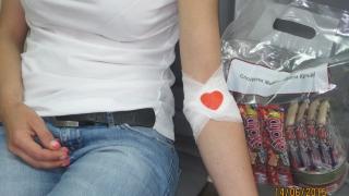 В Световния ден на кръводаряването доброволци дариха живот