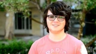15-годишният Мино раздава храна на хора без дом