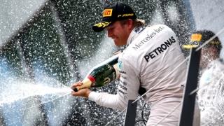 Формула 1: Розберг победи Хамилтън в Австрия