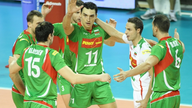 Волейболистите на България - на полуфинал в Баку след победа над Турция
