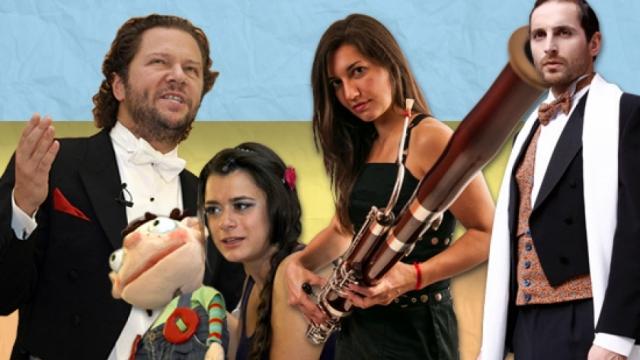 Фортисимо фамилия с безплатен концерт във Варна