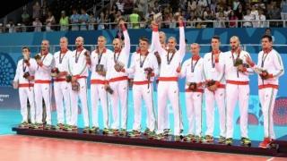 България със среброто в Баку