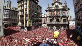 Започва 9-дневния фестивал Сан Фермин в Испания
