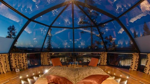 Най-причудливите хотели по света
