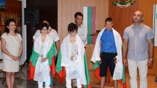 Варна изпрати участници в Спешъл олимпикс