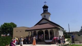 Православен храм, построен с дарения, откриха в Балчишко
