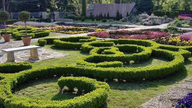 Балчишката ботаническа градина става на 60 години