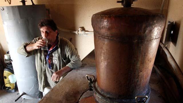 Българите варили ракия в казан още през 11 век