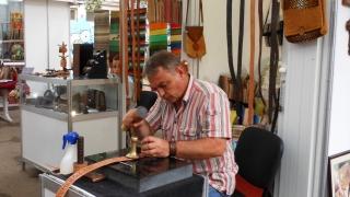 Панаирът на занятите събра майстори от цялата страна във Варна