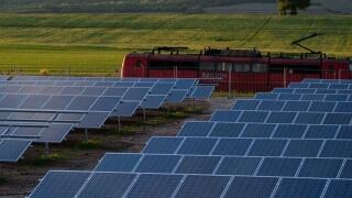 Китай строи най-голямата соларна електроцентрала