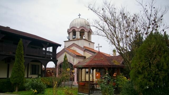 Чудесата на св. Мина в Обредовския манастир