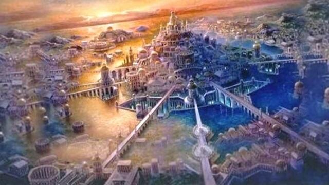 Сардиния  - наследница на Атлантида?