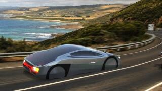 Колата на бъдещето ще се движи от слънцето