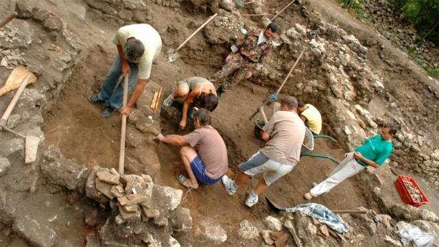 Раннохристиянски катедрален храм откриха в Силистра