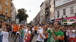Цяла Европа танцува един и същи танц в неделя, ние - също