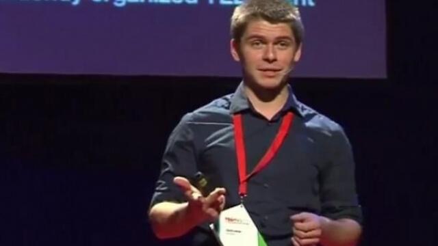 Български младеж с награда от 1 млн. лв. за управление на бизнеса си