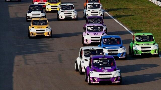 4-ти кръг от националния автомобилен шампионат V1 Challenge Bulgaria Стара Загора