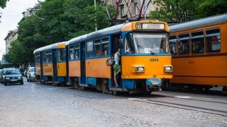 "Тих трамвай ще вози пътниците по ""Дондуков"""