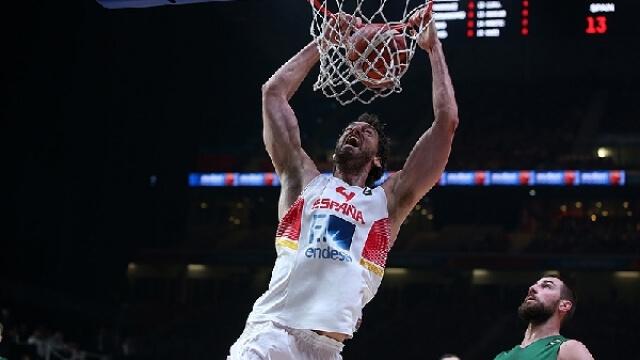 Новият европейски шампион по баскетбол е Испания