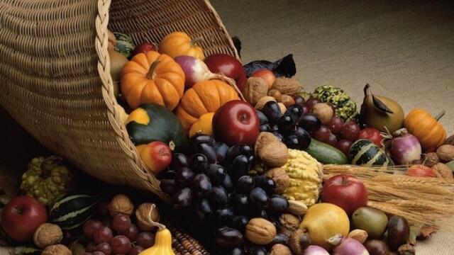 Празник на плодородието на Централния пазар в Русе днес