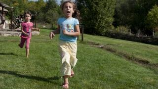 """Състезания за деца и родители на """"Барите"""""""