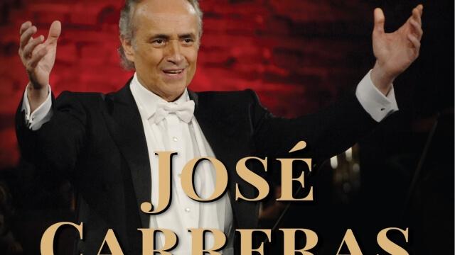 Хосе Карерас с прощален концерт в България